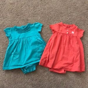 Carters 3 month dresses